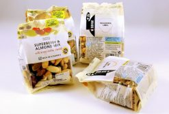 MS Eatwell seed and nut mix packs